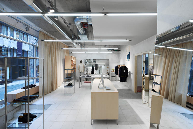 56d98514b6a Created by talented architect Arrhov Frick, the Our Legacy store in  Stockholm is a welcoming. 1 of 3