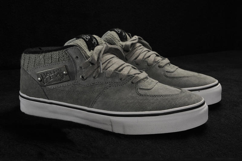 0ff50a5d61 Primitive x Vans Cable Knit Half Cab. Paul Rodriguez s Primitive pairs up  with Vans in this classic Half Cab celebrating the iconic