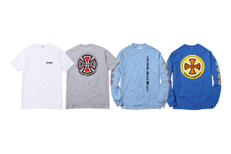 60270654dc53 Supreme has seen a longstanding history teaming up with a range of skateboarding  labels.