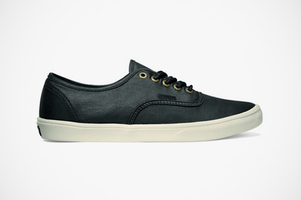 d36c15ab0b Vans California 2012 Spring Authentic Lite Waxed