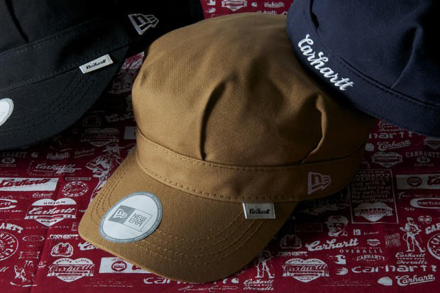 9805ce919e9a3 The Carhartt x New Era Heritage Work cap is a blending of both brands  design  sensibilities -