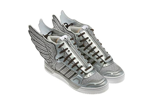 sale retailer 1313a 92c03 adidas Originals by Jeremy Scott 2012 Fall Winter Footwear Collection