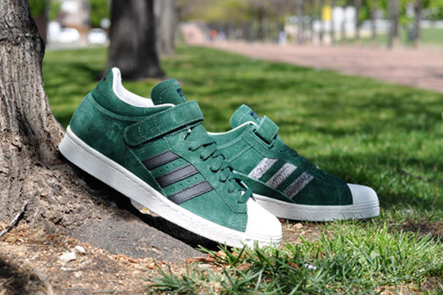 adidas Originals PRO SHELL Dark Green  840f2f95f223