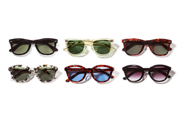60efe50ad41b ayame 2012 Eyewear Collection | HYPEBEAST
