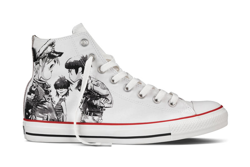 23797bfa959f7c Converse 2012 Fall Chuck Taylor All Star Footwear Collection