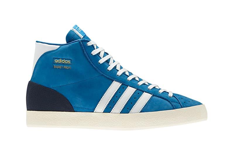 sports shoes 82768 be617 adidas basket profi new colorways