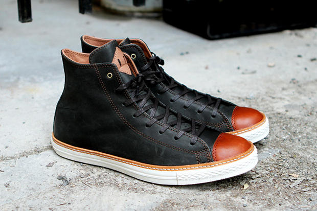 9445245c1aac Converse Chuck Taylor All Star Premium Hi Beluga. Advancing its ubiquitous Chuck  Taylor silhouette with a bit of edgy sophistication