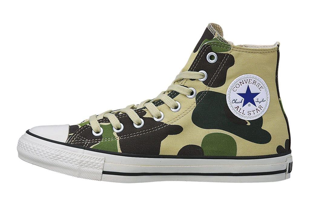 mita sneakers x Converse Japan Chuck