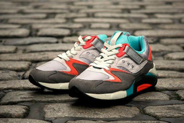 Packer Shoes x Saucony Grid 9000 'Trail