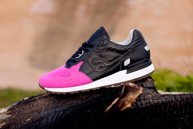 915ed52343ce0 Solebox x Saucony Shadow 5000 Pink Devil. After getting a look at their  grey offering
