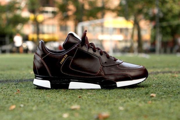 df92f8de8 adidas Originals by James Bond for David Beckham 2012 Fall Winter ZX 800  Brown Leather