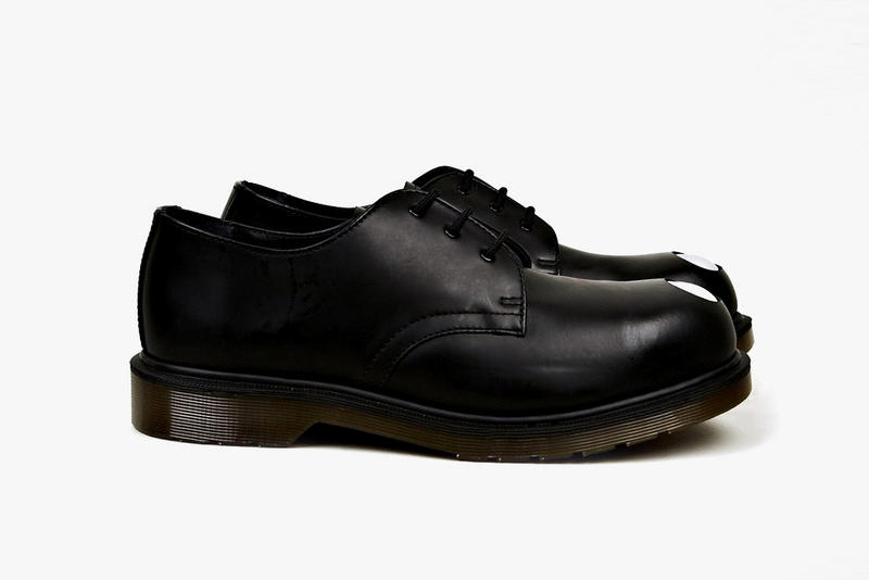 e5586aa38ae Dr. Martens Applique Keaton Steel-Toe Cap Shoe | HYPEBEAST