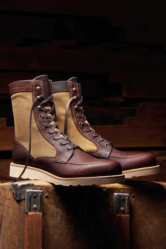 c23de630fec A uniquely American story involving Filson and Wolverine is at the heart of  this two-boot capsule