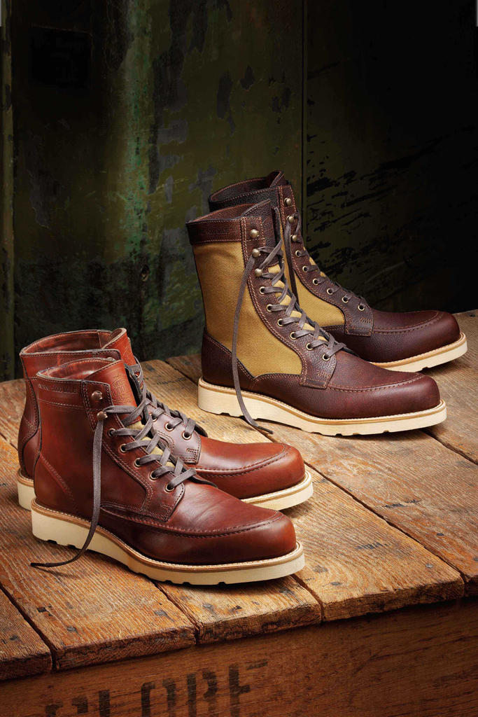 fd64a29acf8 Filson x Wolverine 2012 Fall Collection