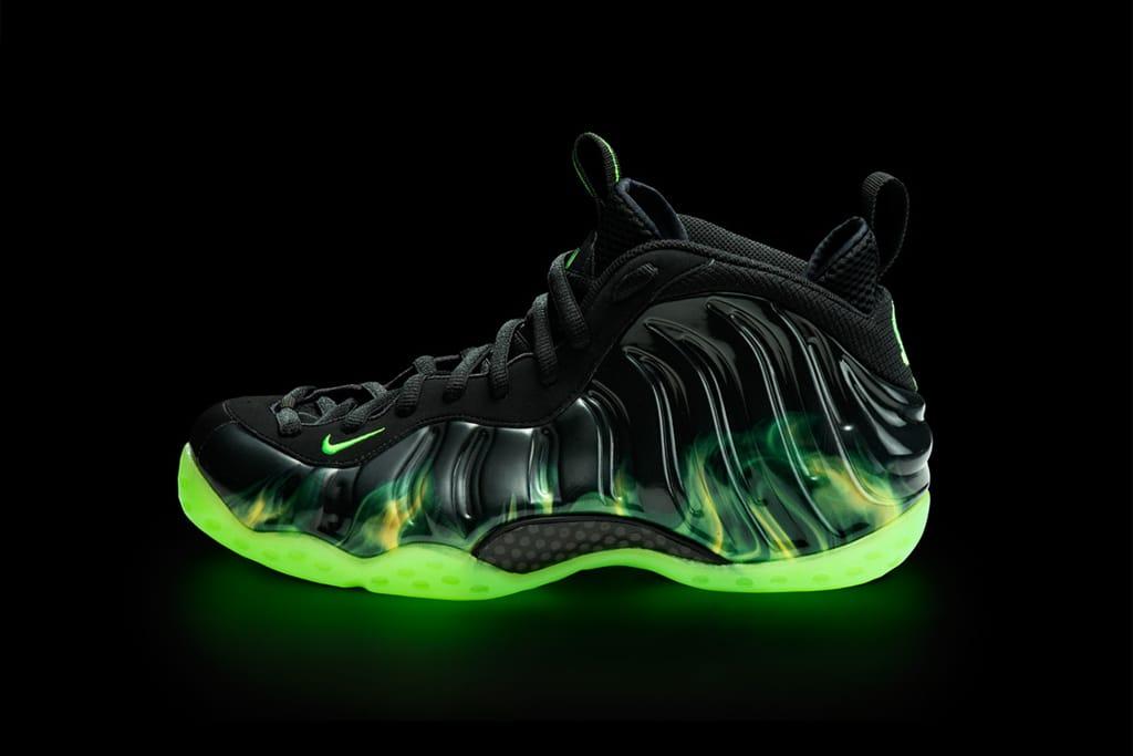 Nike Air Foamposite One ParaNorman Black Green