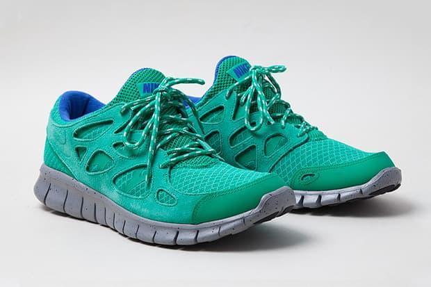 063ec3ec6c31 Nike Free Run+ 2 Suede Pack