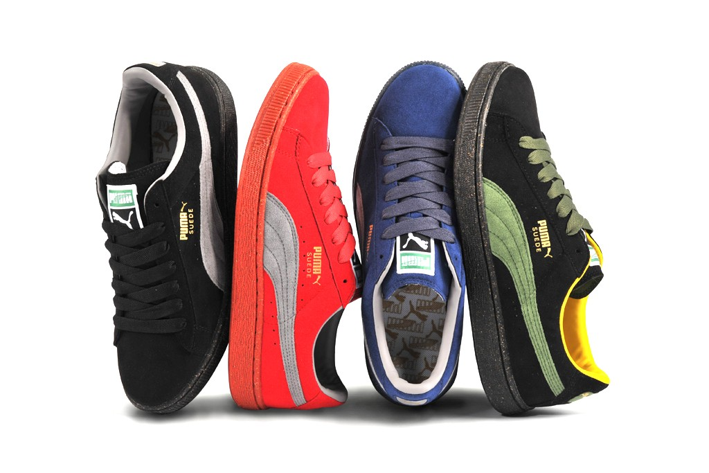 Re-Suede Color Pack | HYPEBEAST