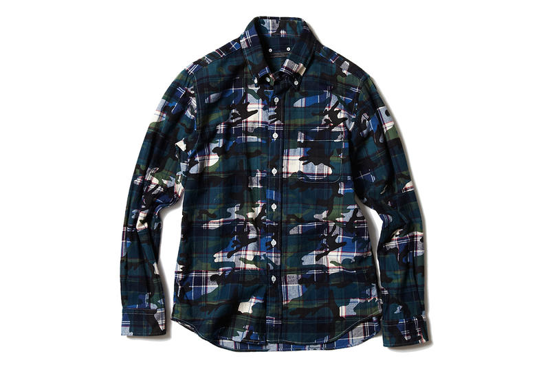 4ca757a3eb Japanese label SOPHNET. has devised one of the more innovative takes on  camouflage-print garments