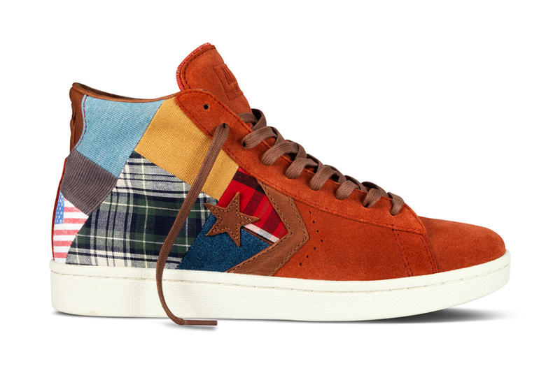 Stüssy NYC for Converse First String Pro Leather. In the 1970s fc1b63d8e4