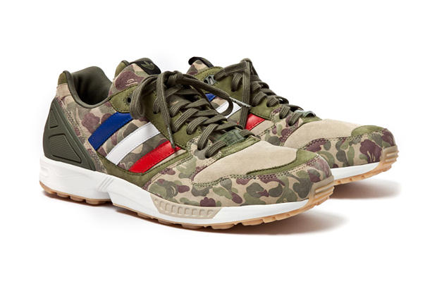 on sale 54d6e b83d1 Undoubtedly one of the biggest collaborations of the upcoming season, BAPE, UNDFTD  and adidas