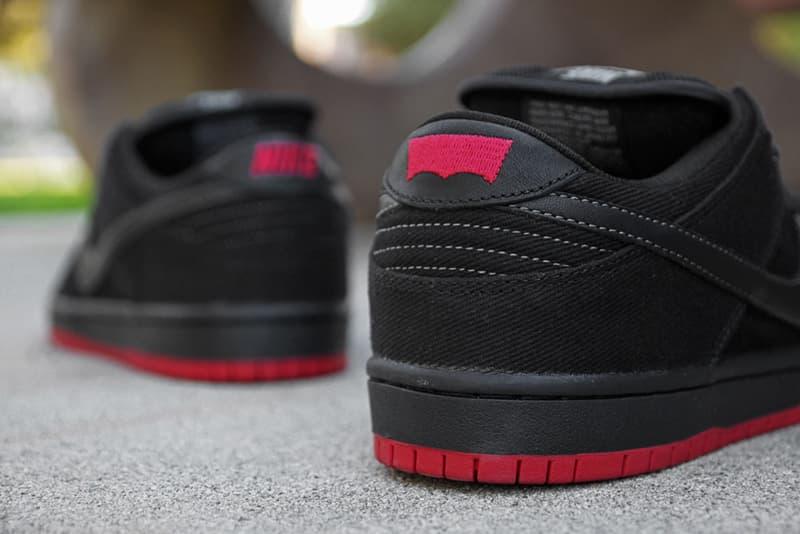 brand new c4256 c5269 Levi's x Nike SB Dunk Low Premium | HYPEBEAST