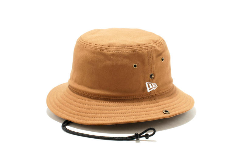 For Fall Winter 2012 New Era Japan rolls out a line of Bucket Hats. Featuring  minimal branding d03fb5007661