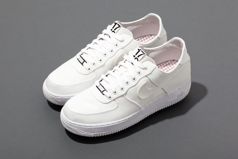 6896e28dee1 Nike and Dover Street Market Reinvent the Air Force 1 with Ventile ...