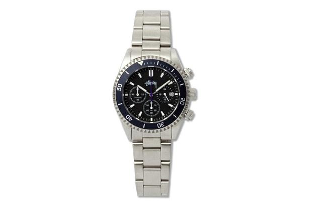 Stussy ZOZO CHAPT 5th Anniversary Chronometer