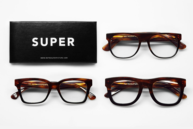 eed9cdf8cdd2 SUPER 2012 Fall Winter Optical Collection