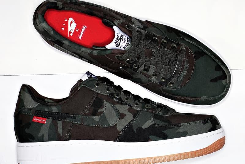 online store 1e271 ca93d Supreme x Nike Air Force 1 2012   HYPEBEAST