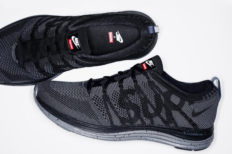 buy popular 985e3 beb81 Supreme x Nike Flyknit Lunar 1+. To many, this is simply another Flyknit  release, while to others, this could very well be the