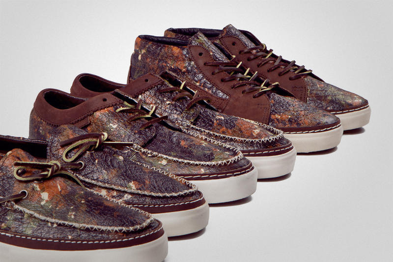 "66d3d9405d From the highly limited Vans Vault collection comes this ""Brushed Camo"" pack"