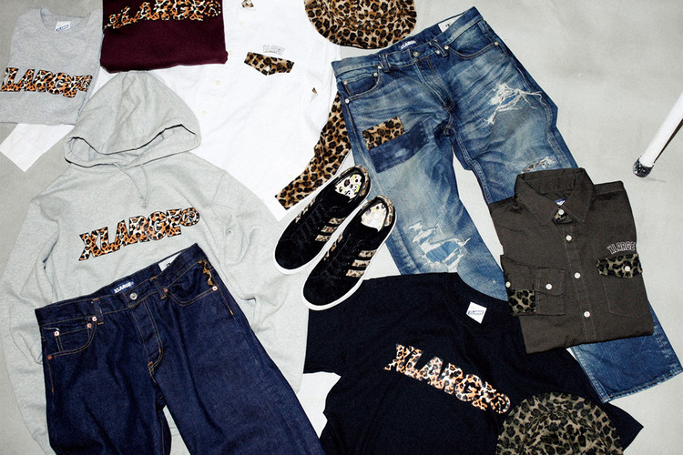 954f143d20 XLARGE 2012 Fall Winter LEOPARD CAPSULE COLLECTION Preview