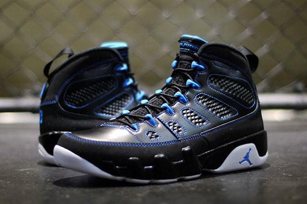 "pick up 6f5ab fe4f4 Air Jordan 9 ""Photo Blue"" Retro"