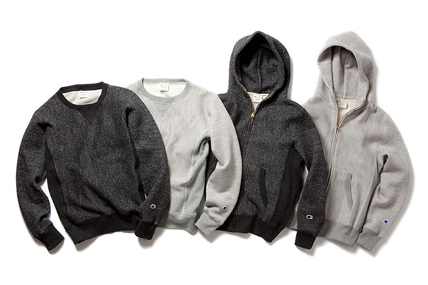 Champion 2012 Fall/Winter Reverse Weave Sweatshirt ...