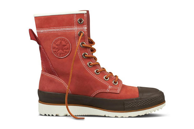 dd997e2e209edb Converse introduces another model to its footwear line in the form of the Major  Mills boot. Taking