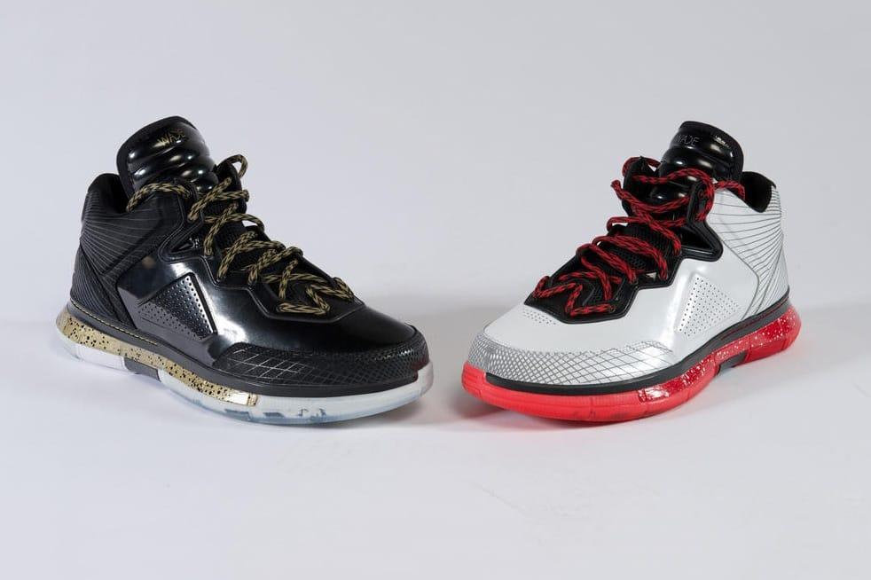 d wade jordan shoes