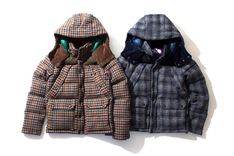 422fdbcfd THE NORTH FACE PURPLE LABEL 2012 Fall/Winter Harris Tweed Collection ...