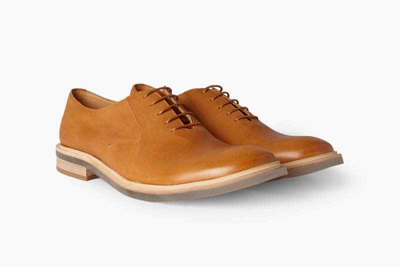 f030bae78b3 Maison Martin Margiela Clear Sole Leather Oxford Shoe. Although appearing  lately on our viral pages promoting its conspiring range with H M