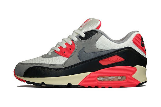 the best attitude 914c9 0920f Nike Air Max 90 2013 Infrared VNTG. Turning back the clock on some of their  most cherished footwear models from decades past, Nike has