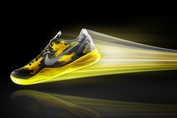 fa6df86c912 Nike Debuts the KOBE 8 SYSTEM. Nike s latest performance offering updates Kobe  Bryant s on-court arsenal with the unveiling of the