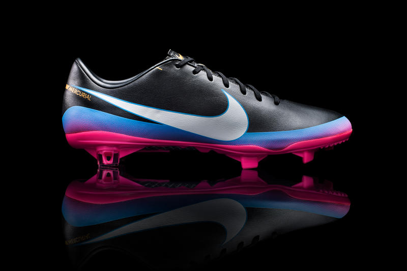 promo code 4c383 de3b6 A striking new design on the Nike Mercurial Vapor VIII takes color  inspiration from Cristiano