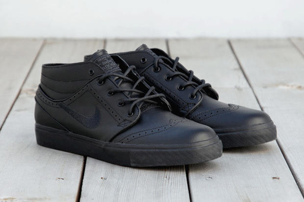 detailed look edcc7 eb6e3 Stefan Janoskis signature shoe, the SB Zoom Stefan Janoski, has received a  formal makeover for the