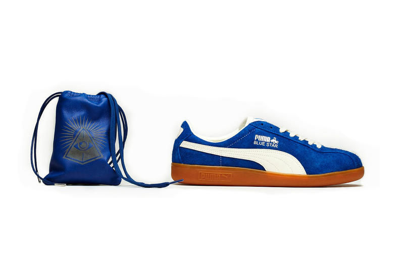 The second and final drop this year by PUMA s Shadow Society brings back  the Red Star and Blue Star 93e3b4e5f6
