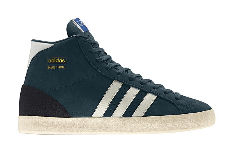 571495bf5ec The adidas Originals team return for Spring Summer 2013 with a new take on  the classic Basket