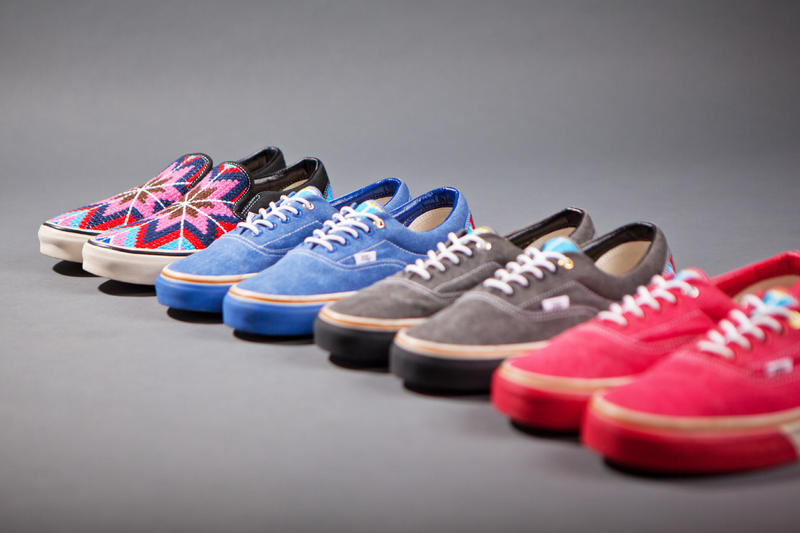 bc70d735ec CLOT x Vans 2012 Holiday Collection