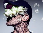 "Dazed & Confused's ""To Me You Are A Work of Art"" featuring Illustrations by Nicola Formichetti"