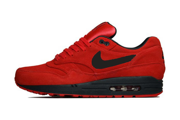 "lowest price 48fa5 48f4b The Air Max 1 Premium ""Pimento"" is a bold new colorway in a long line of  successful Air Max 1"
