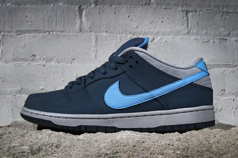 """Nike SB drops its January releases ahead of time with these Dunk Lows. The  """"Squadron Blue"""" Dunk a3e43b5b72e8"""