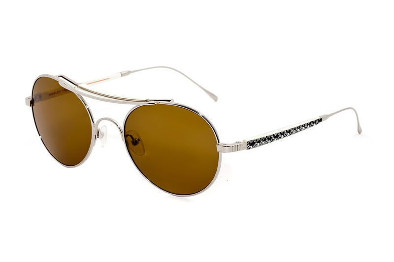 47a77d54ce Stussy and Mosley Tribes present several pairs of collaborative metal  aviator sunglasses for the